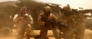 Soldater i krig