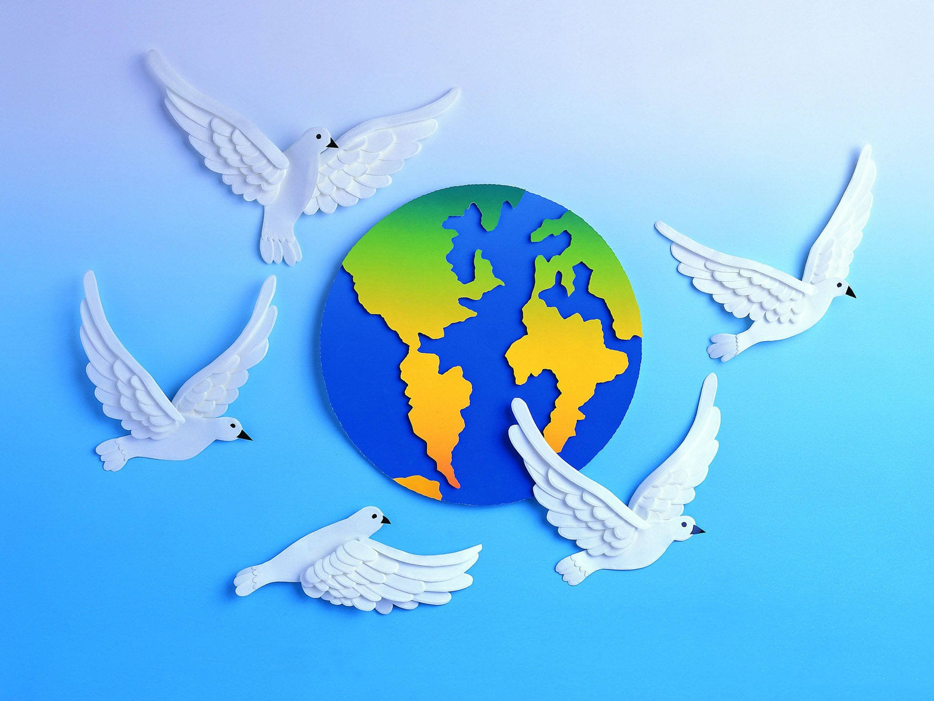 Fred for alle i verden