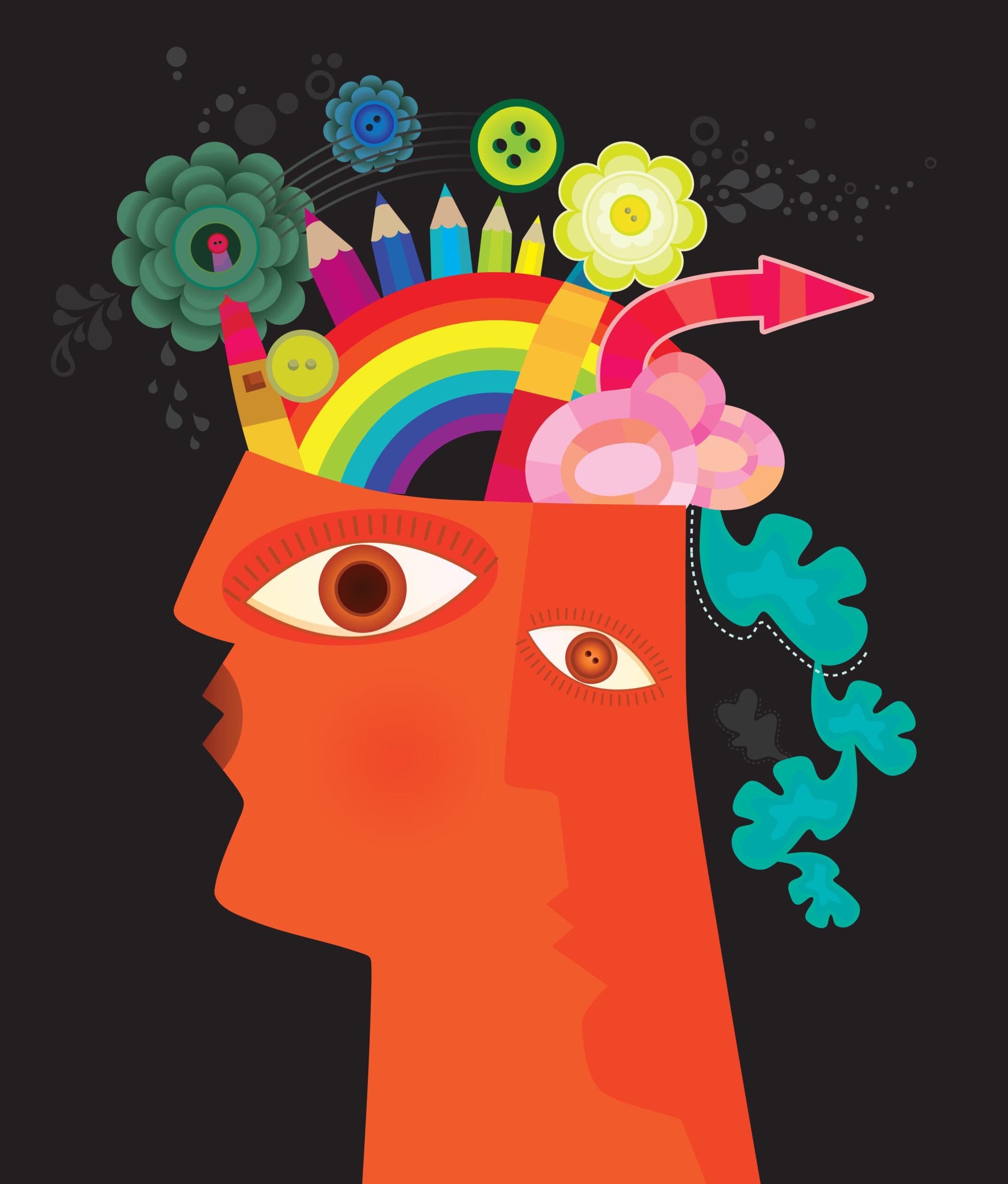 Kreativitet er å …