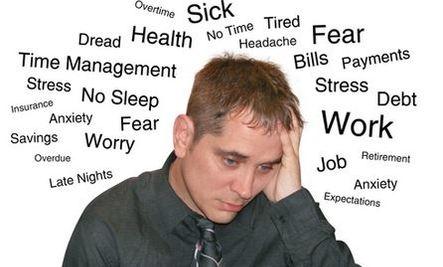 Stress er en KILLER