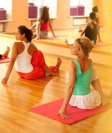Yoga er godt for kropp og sinn
