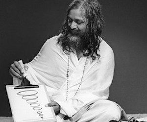Maharishi forklarer transcendens