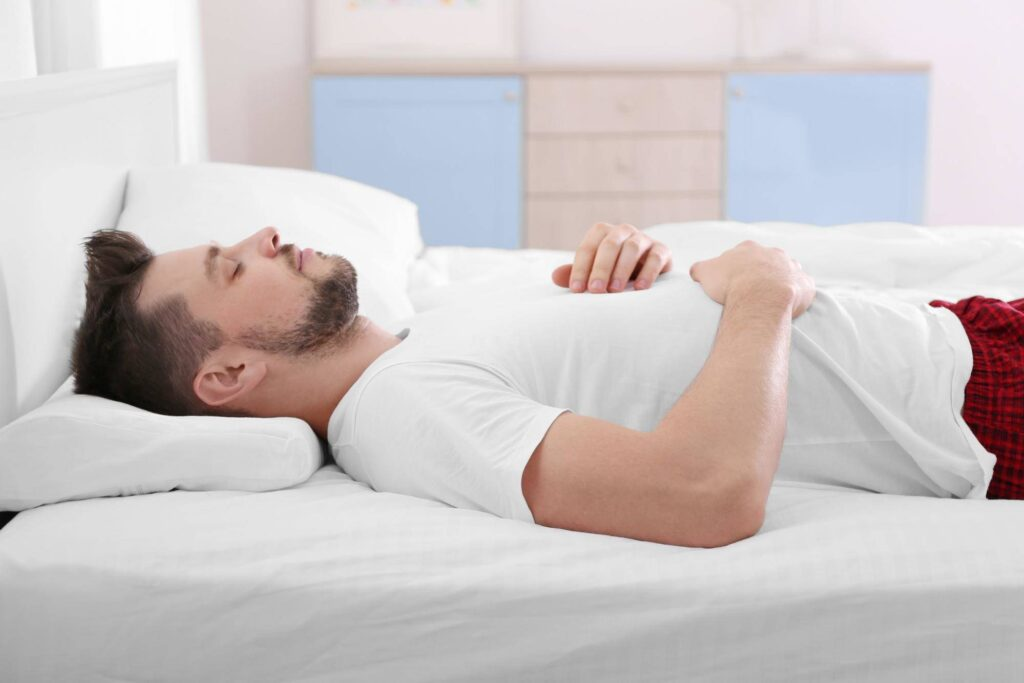 Søvnløshet kan avhjelpes med pusteøvelser