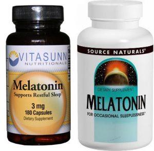 Melatonin kan hjelpe mot søvnforstyrrelser