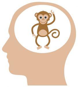 Monkey Mind og Søvnløshet