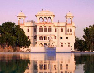 Luksus slott i India