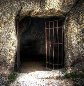 Urgammelt fengsel