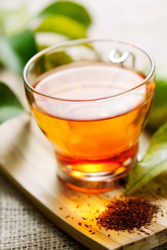 A cup of ashwagandha tea