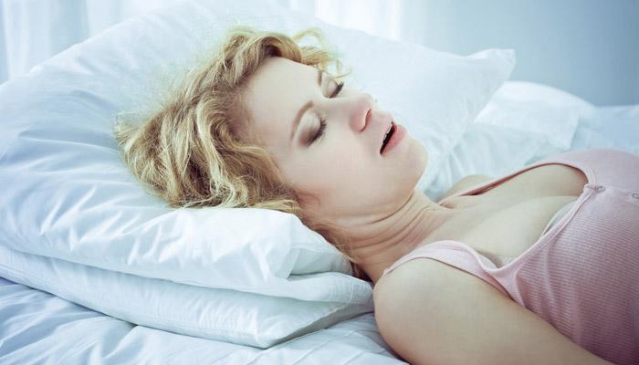 God, dyp søvn