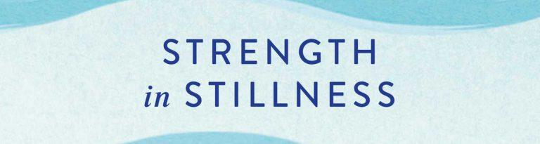 Strength in Stillness Bob Roth Forsidebilde LITE