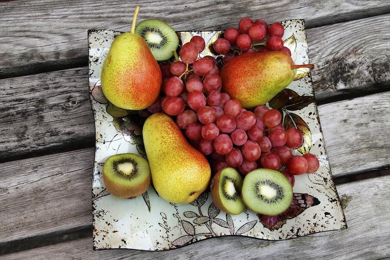 Frukt og grønt er sunt!