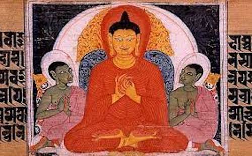 Buddhas 4 edle sannheter