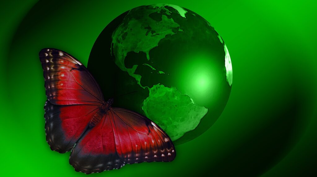 Our Green Planet Gaia