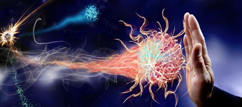 Immunsystemets motstandskraft