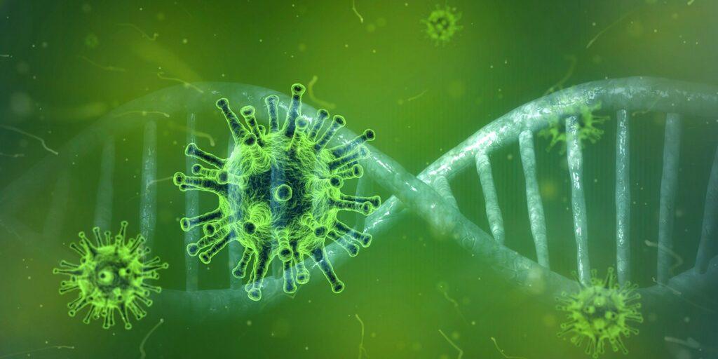 Virus og DNA