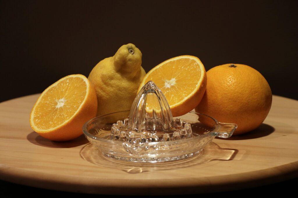 Appelsiner C-vitaminer