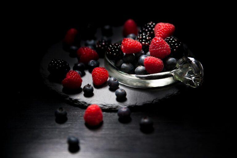 Bær stappfulle av C-vitaminer