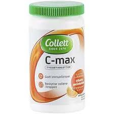 C-vitaminer fra Collett