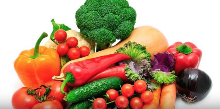 Grønnsaker med høyt nivå av C-vitaminer