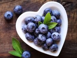 Spis blåbær Det beskytter hjertet